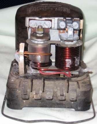 RB106 Regulator Front
