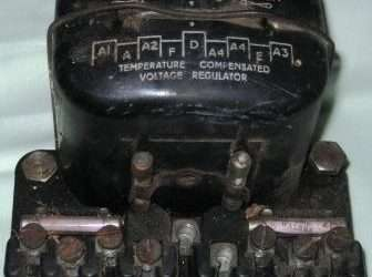 Wolseley Battery and Charging System