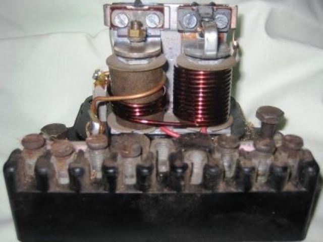 RF95 Regulator top off