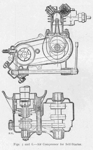 Wolseley Air Start Distributor fig 5-and-6