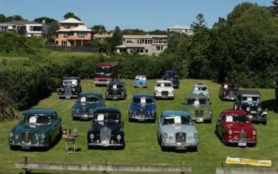 New Plymouth Rally 2012