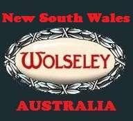New South Wales Wolseley Club Logo