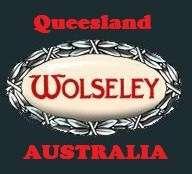 Queensland Wolseley Club Logo