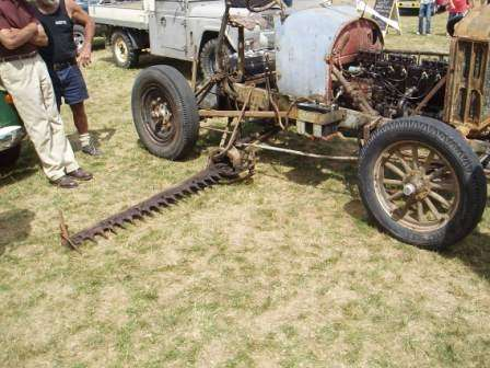 Wheels with Attitude Car Show Dannevirke 2009-06