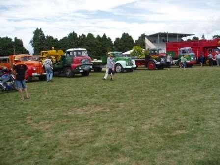 Wheels with Attitude Car Show Dannevirke 2009-09