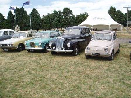 Wheels with Attitude Car Show Dannevirke 2009-11