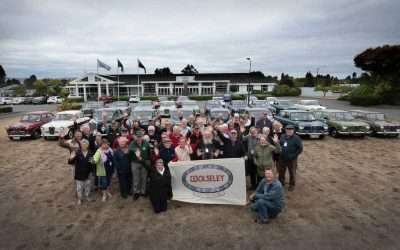 Wolseley Club National Rally March 2020