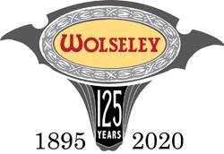 Wolseley Register logo