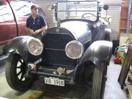 Wolseley and Mercedes club run 2010 04 1