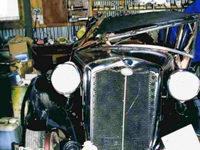 1934 Hornet Restoration 01