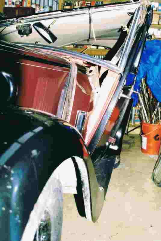 1934 Hornet Restoration 03