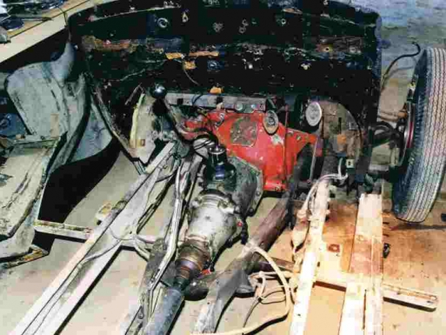 1934 Hornet Restoration 05