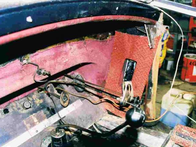 1934 Hornet Restoration 06