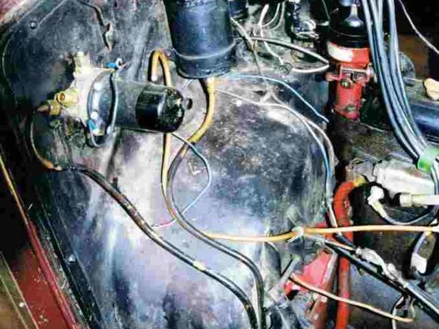 1934 Hornet Restoration 11