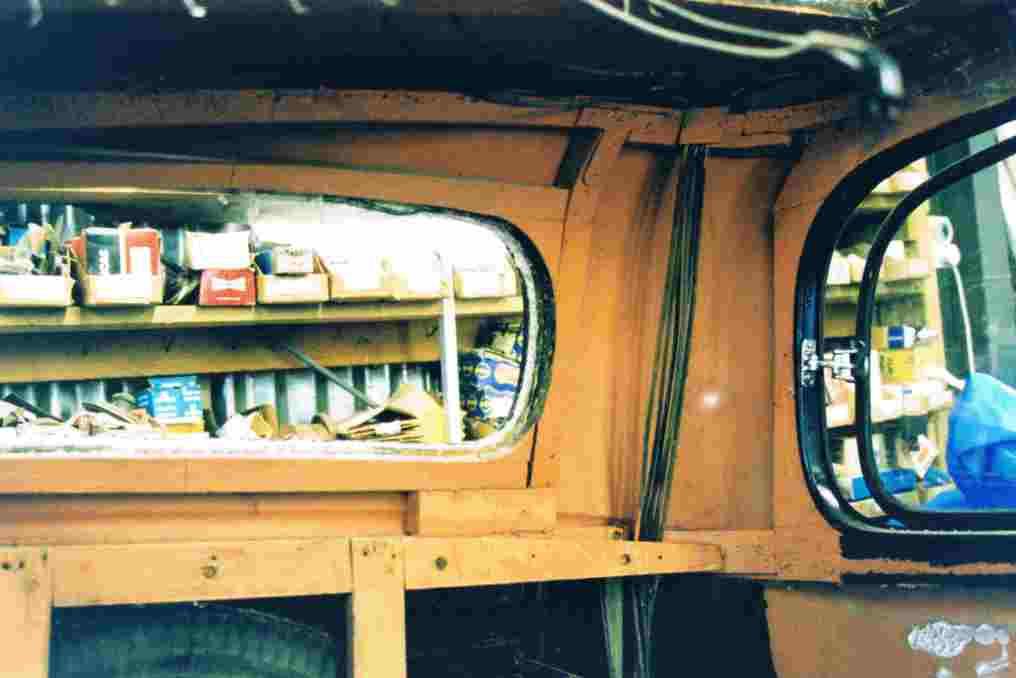 1934 Hornet Restoration 13