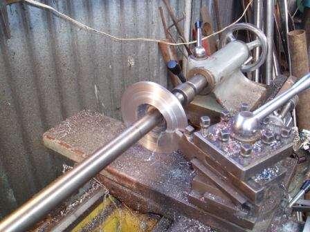 Rebuild Front brakes 01