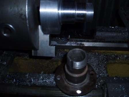 Rebuild Front brakes 03