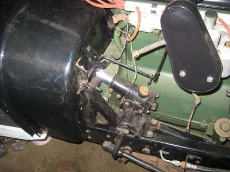 Rebuild exhaust manifold 01