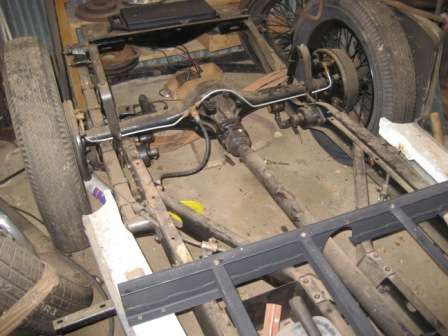 Rebuild exhaust manifold 02
