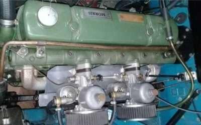 BMC C-Series Engines