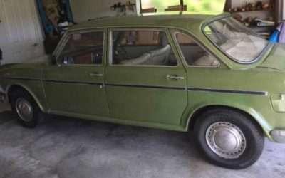 1968 Wolseley 18/85