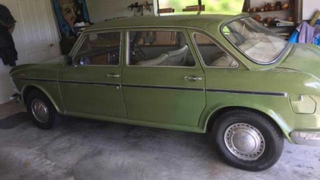 1968 Wolseley 18 85