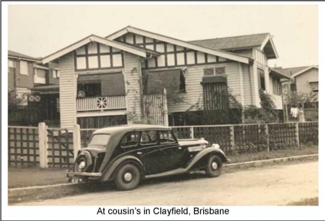Alans Super Six Saloon in Brisbane
