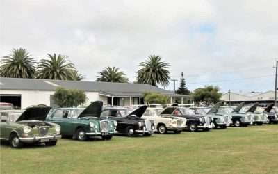 Wellington to Wairarapa National Rally 2020