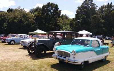 Wellington British and European Car Day