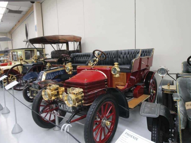 Wolseley 1904 Southwards Museum 2