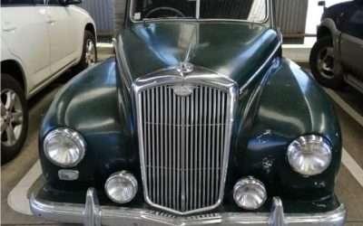 1954 Wolseley 6/80