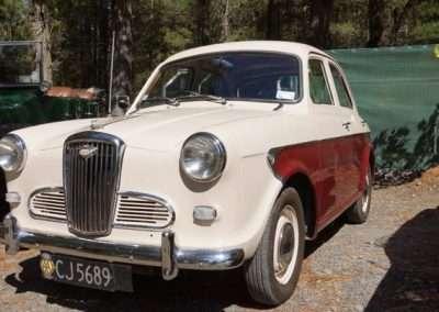 1958 1500 Oamaru