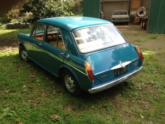 Wolseley 1972 1300 02