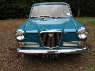 Wolseley 1972 1300 06