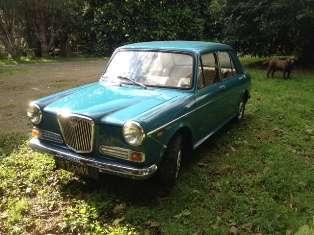 Wolseley 1972 1300 07