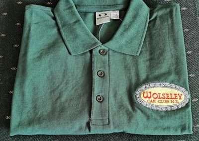Wolseley Car Club NZ Polo Shirt $35