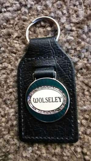 Wolseley Car Club NZ Key Ring