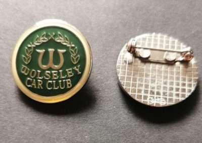 Wolseley Car Club Wolseley Lapel Pin 05