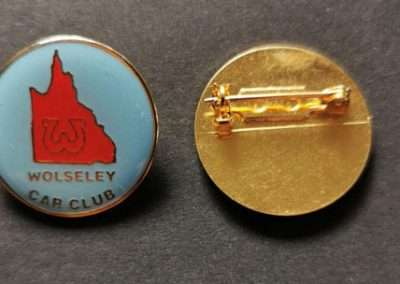 Wolseley Car Club Wolseley Lapel Pin 06