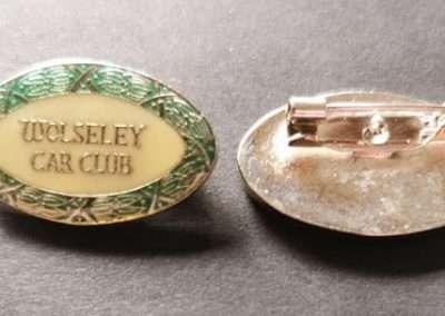 Wolseley Car Club Wolseley Lapel Pin 07